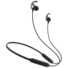 Ant Audio Bluetooth Neckband Earphones (Wave Sports 450, Black)_1