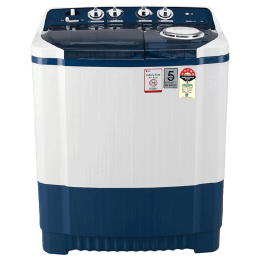 LG 7.5 Kg 5 Star Semi-Automatic Top Loading Washing Machine (ADBQEIL, Dark Blue)_1
