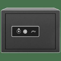 Godrej 15 Litres Safety Locker (NX Pro, Grey)_1