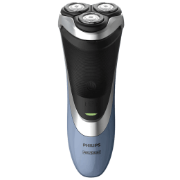 Philips Heritage Edition Cordless Wet & Dry Shaver (Pop-up Trimmer, 60 Min Run Time/1h Charge, S3561/13, Blue Hush)_1