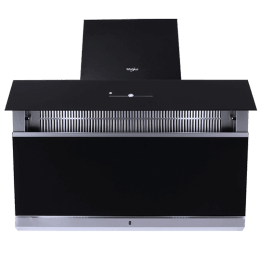 Whirlpool 1100 m3/hr 90cm Filterless Chimney (Touch Control, VFL900, Black)_1