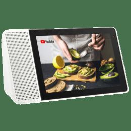 Lenovo 25.40 cm Smart Display with Google Assistant (SD-X501F, Black)_1