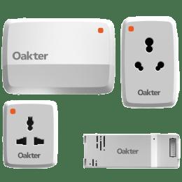 Oakter Smart Home Device (Smart Home Kit, White)_1