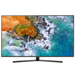 Samsung 108 cm (43 inch) 4K Ultra HD LED Smart TV (43NU7470, Black)_1