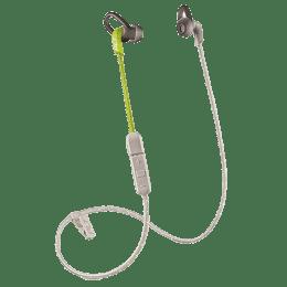Plantronics BackBeat Wireless Earphones (305, Lime Green and Gray)_1