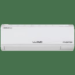 LLOYD 1.5 Ton 3 Star Inverter Split AC (GLS18I32MW, Copper Condenser, White)_1