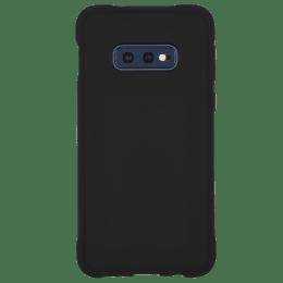 Case-Mate Tough Smoke TPU Back Case Cover for Samsung Galaxy S10e (CM038496, Black)_1