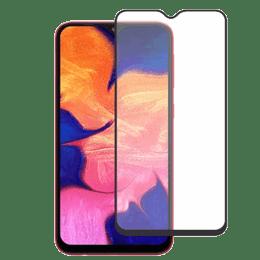 Stuffcool 2.5D Tempered Glass for Samsung Galaxy A10 (MGGP25DSGA10, Black)_1