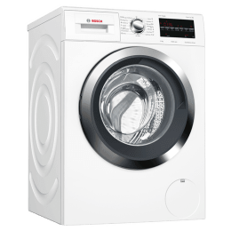 Bosch 8 Kg 5 Star Fully Automatic Front Loading Washing Machine (WAT2846WIN, White)_1