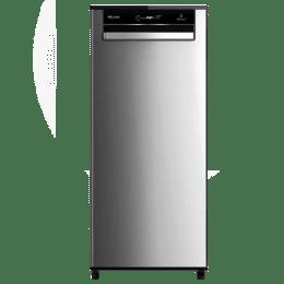 Whirlpool 200 L 4 Star Direct Cool Single Door Refrigerator (215 VitaMagic Pro, Alpha Steel)_1