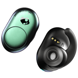 Skullcandy Push Truly Wireless Earphones (S2BBW-L638, Teal)_1
