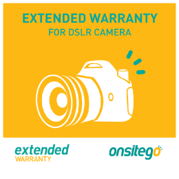 Onsitego 1 Year Extended Warranty for DSLR Camera (Rs.30,000 - Rs.50,000)_1