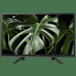 Sony 108 cm (43 inch) Full HD LED Smart TV (KLV-43W672G, Black)_1