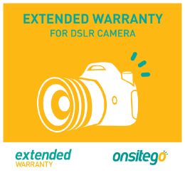 Onsitego 2 Year Extended Warranty for DSLR Camera (Rs.50,000 - Rs.75,000)_1