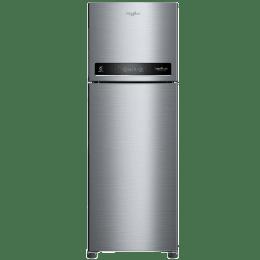 Whirlpool Intellifresh 360 L 4 Star Frost Free Inverter Double Door Refrigerator (IF INV CNV 375 ELT, Alpha Steel)_1