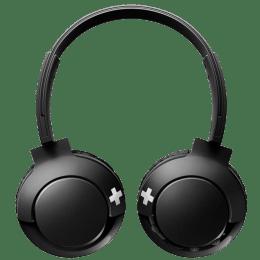 Philips Bass Plus Headphones (SHB3075BK/00, Black)_1