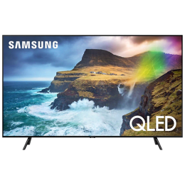 Samsung 163 Cm (65 Inch) 4K Ultra HD QLED Smart TV (65Q70RA, Black)_1