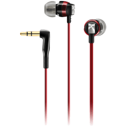 Sennheiser CX 3.00 In-Ear Wired Earphones (1.2m Cable, 508595, Red)_1