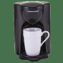 Black & Decker 1 Cup Coffee Maker (DCM25, Black)_1