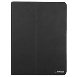 Stuffcool Tourner 360 Degree Rotating PU Leather Back Case Cover with Stand for 12.9 Inch Apple iPad Pro (TRNRiPad129-BLK, Black)_1