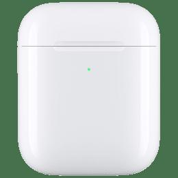 Apple AirPods Wireless Charging Case (MR8U2HN, White)_1