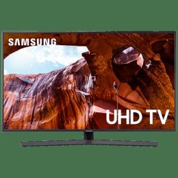 Samsung 108 Cm (43 Inch) 4K Ultra HD LED Smart TV (43RU7470, Black)_1