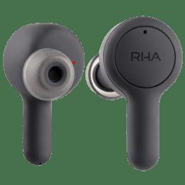 RHA In-Ear Truly Wireless Earbuds (True Connect, Black)_1