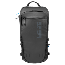 Go Pro 16 Litres Laptop/DSLR Backpack (AWOPB-002, Black)_1