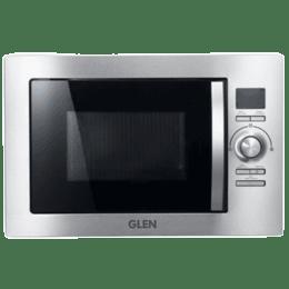 Glen 25 Litres Built-In Microwave Oven (Jogwheel Control, GL 674, Black)_1