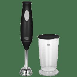Black & Decker 400 Watts Hand Blender (1 Attachments, BXBL4001IN, Black)_1