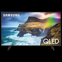 Samsung 138 cm (55 Inch) 4K QLED Smart TV (55Q70RA, Black)_1