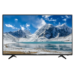 Vu 109 cm (43 inch) Full HD LED Smart TV (43PL, Black)_1