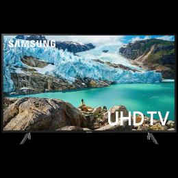 Samsung 123 Cm (49 Inch) 4K Ultra HD LED Smart TV (49RU7100, Black)_1