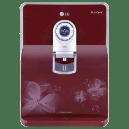 LG PuriCare RO UV Water Purifier (WW172EP, Red)_1