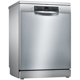 Bosch 13 Place Setting Dishwasher (SMS46KI03I, Silver Inox)_1