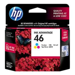 HP 46 Original Ink Advantage Cartridge (CZ638AA, Tri-color)_1