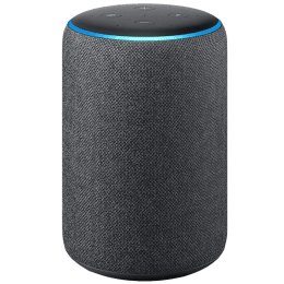 Amazon Echo Plus 2nd Generation Smart Wi-Fi Speaker (B0794JD9JS, Black)_1