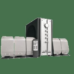 Intex 5.1 4000w Speaker (Silver Black)_1