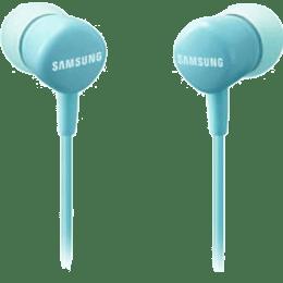 Samsung In-Ear Wired Earphones with Mic (EO-HS130DLEGIN, Blue)_1
