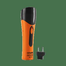 Digitek 6 LED Rechargeable Torch (Orange/Black)_1