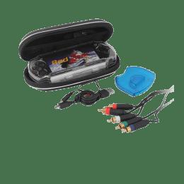 Red Gear Slim Entertainment Kit for Sony PSP (Black)_1