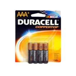 Duracell AAA Alkaline Battery (Black/Gold)_1