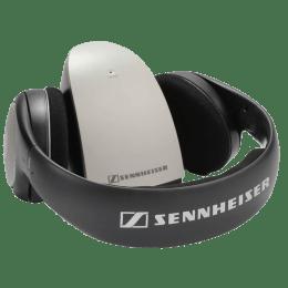 Sennheiser HP RS110 II Wireless Headphones (Silver / Black)_1