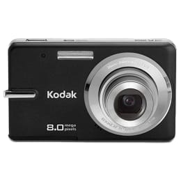 Kodak 8 MP Point & Shoot Camera (M5883, Black)_1
