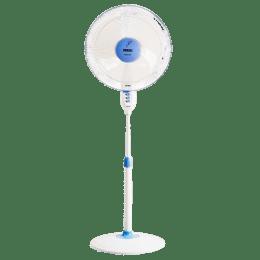 Usha Maxx air 40 CM 3 Blade Pedestal Fan (Blue)_1