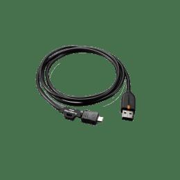 Capdase BlackBerry Mini 1.5m USB Cable (HCHC00-0401, Black)_1