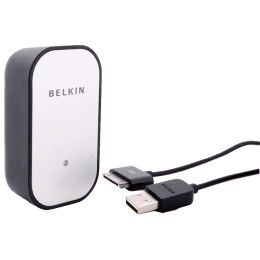 Belkin Dual USB Wall Charging Adapter with Cable (As Per Stock Availability)_1