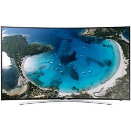 Samsung 140 cm (55 inch) Full HD 3D LED Curved Smart TV (55H8000, Black)_1