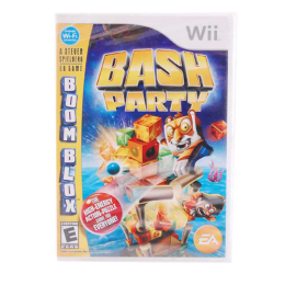 Wii Game (Boom Blox Bash Party)_1