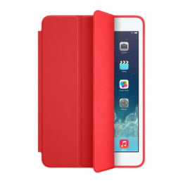 Apple Flip Case for iPad Mini (ME711ZM/A, Red)_1